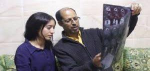 رحاب الراجي.. شابة من الحسيمة يهددها السرطان بشل ركبتيها تناشد المحسنين للمساعدة