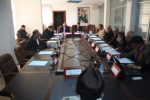 مجلس اقليم الدريوش يعقد دورته العادية لشهر يناير 2020