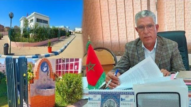 مدير الحي الجامعي بسلوان يسهر على إصلاحات جديدة إستعدادا لاستقبال الطلبة