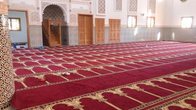 عاجل.. وزارة الاوقاف تقرر إعادة فتح المساجد تدريجيا