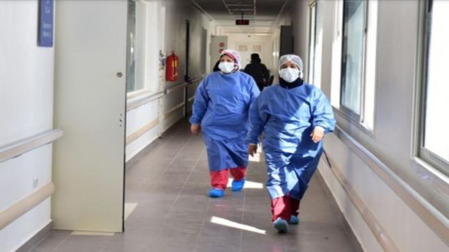 ارتفاع العدد الاجمالي للمصابين بكورونا في المغرب الى 844 حالة
