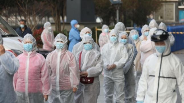 الصين تعلن شفاء 94 في المائة من المصابين بفيروس كورونا