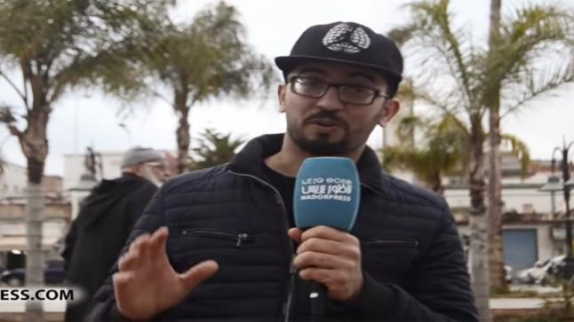 """خبر استدعاء الاعلامي """"مصطفى أشبل"""" من طرف الضابطة القضائية خلف استياء واسع وسط صفوف نشطاء"""