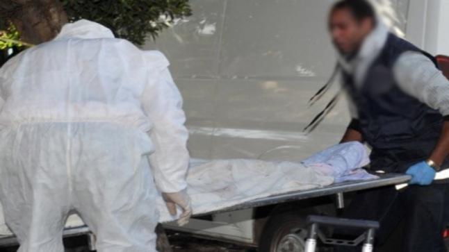 غرق عميد شرطة داخل سيارته