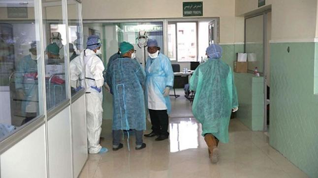فيروس كورونا.. إرتفاع عدد الحالات المسجلة بالمغرب الى 463 حالة
