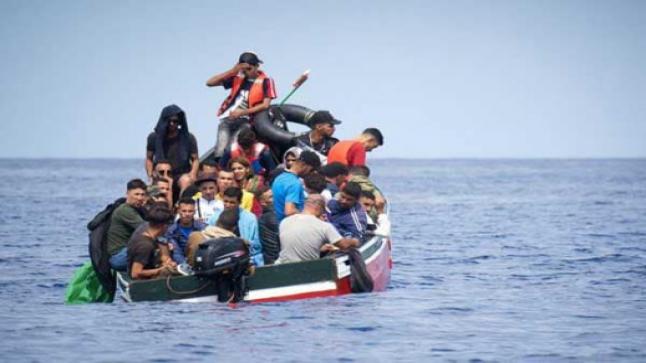 مثير.. السلطات الإسبانية تنقد أزيد من 100 مهاجر سري في ليلة واحدة أغلبهم أبحروا من سواحل الريف