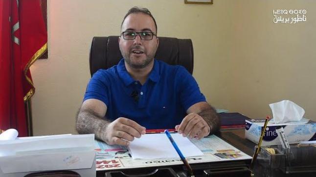 حليم الشارف يكشف عن منجزات مجلس جماعة أمهاجر منذ توليه رئاسته