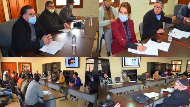 """رابطة الشباب من أجل التنمية تنظم ندوة تحت عنوان """"من أجل حمام مغربي إيكولوجي"""""""