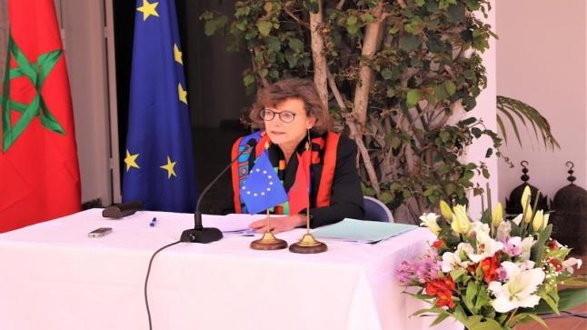 سفيرة الاتحاد الأوروبي بالمغرب: المغرب حليف هام للاتحاد الأوروبي في محاربة الجريمة العابرة للحدود والجريمة المنظمة