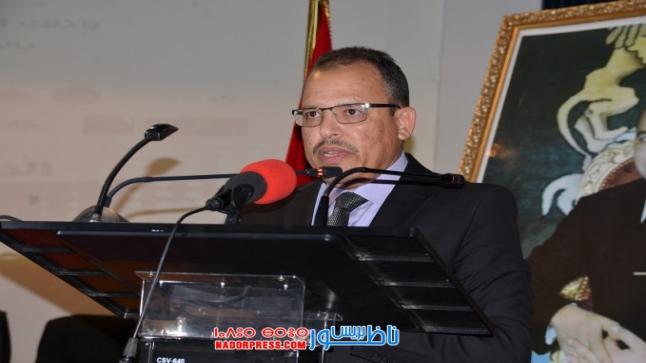 """الدكتور """"أحمد خرطة"""" يُشيد بالنجاح الذي حققه طلبة ماستر العقار والتعمير في مباراة الولوج لملحقين قضائيين ويهنئ الجميع"""