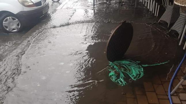 للمرة الثانية في ظرف يومين .. تساقطات مطرية تعري البنية التحتية ببن طيب