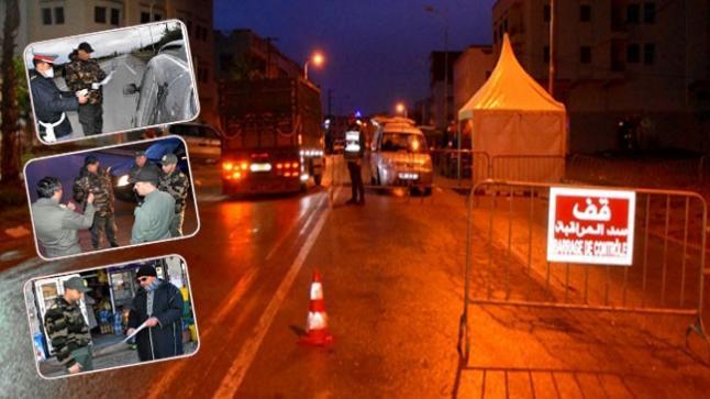 عامل إقليم الدريوش يقف ميدانيا على إجراءات خطة حالة الطوارئ الصحية بجماعات الإقليم