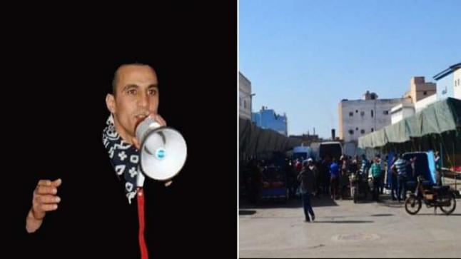 """الناشط الريفي """"ابراهيم بوخزو"""" يوجه انتقادات حادة لمجلس بلدية بن الطيب بطريقة ساخرة لهذا السبب"""