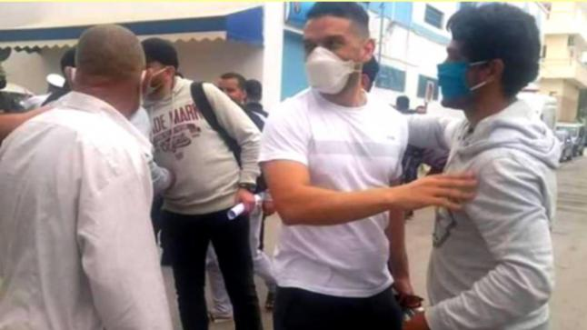 نشطاء من حراك الريف يعانقون الحرية بعد ثلاث سنوات من السجن