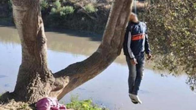 انتحار شاب في الثلاثينيات من عمره شنقا بالحسيمة
