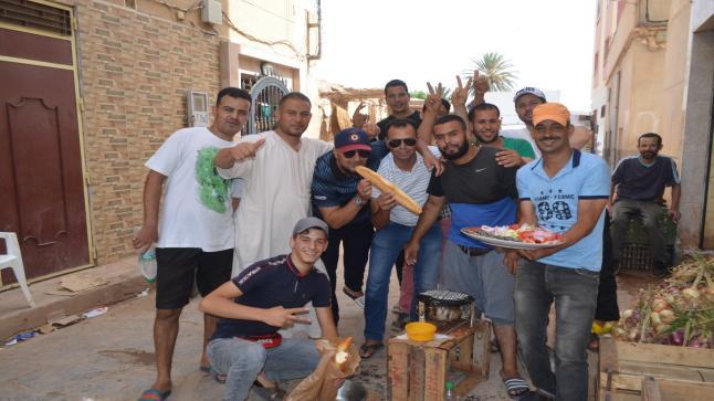 بيس بيس.. شويا مع دراري ديال الحوما
