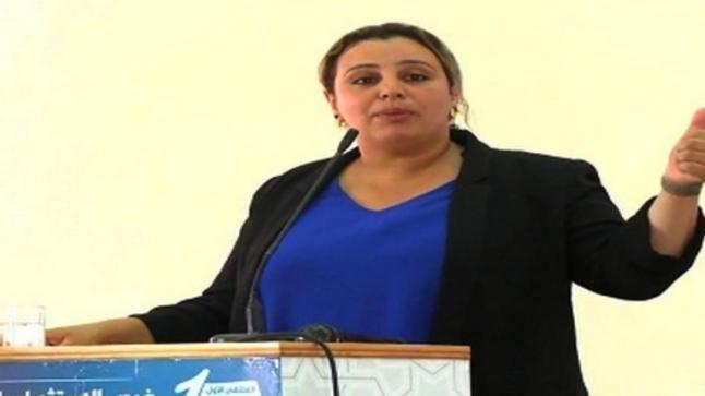 البرلمانية الناظورية ابتسام مراس تعلن تنازلها عن راتب التقاعد لفائدة صندوق كورونا