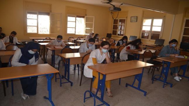 الناظور: إجراءات استباقية للوقاية من انتشار فيروس كورونا تزامنا مع الدخول المدرسي