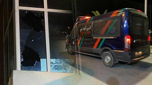 """اعتقال 3 أشخاص داهموا شقة شابة بحي المطار مستعملين """"الكريموجين"""" وأنباء عن تصفية حسابات"""