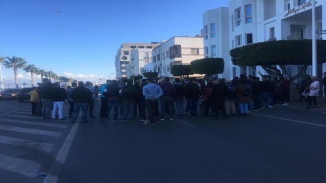 الجمعية الوطنية لحملة الشهادات المعطلين بالمغرب فرع سلوان تستعد لاحتضان معركة وطنية بمدينة سلوان