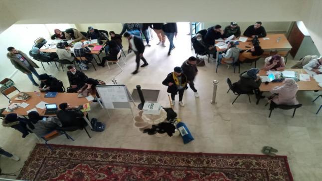 احتجاجات طلابية بكلية الناظور و مطالب بالتدخل من أجل إيجاد الحلول