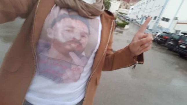 """منع عائلة المعتقل """"محمد أمين العبدوني"""" من زيارته بمستشفى الأمراض النفسية"""