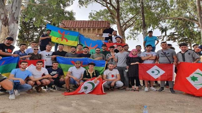نشطاء الحركة الأمازيغية بالريف الأوسط يخلدون مئوية معركة أنوال
