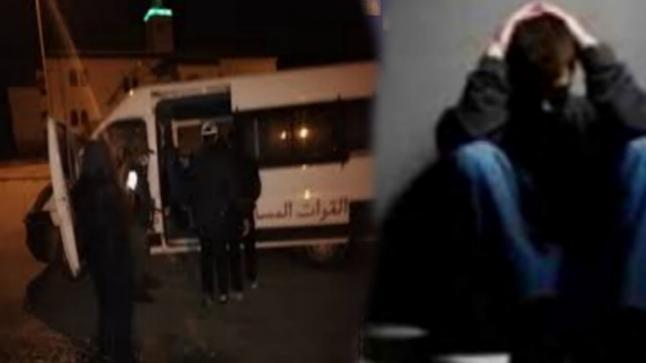 """مضطرب نفسي يهدد سلامة ساكنة بـ""""ببن الطيب"""" وعائلته تناشد السلطات المحلية بنقله للمعالجة"""