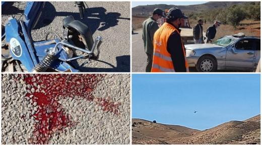 """مطاردة هوليودية بالهيليكوبتر ل""""فارين"""" ببن طيب .. و مسؤول أمني يوضح بعض الوقائع"""