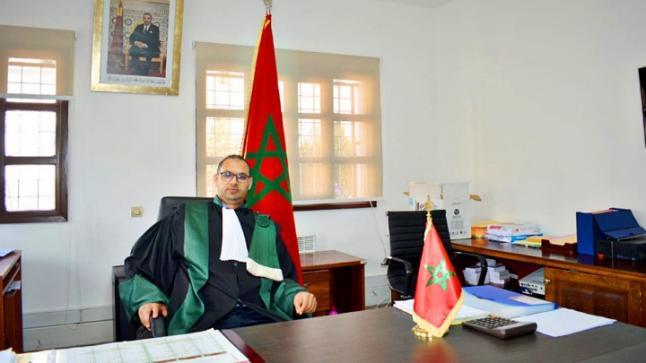 """ابن بلدة بن الطيب الدكتور """"كمال اسليماني"""" على رأس المحكمة الابتدائية لتارجيست"""