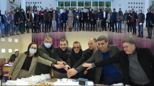 ماستر التدبير السياسي و الإداري ينظم حفل استقبال فوجه الثالث