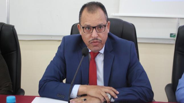 """الدكتور """"أحمد خرطة"""" يتقدم بتعزية في وفاة الحاج """"محمد العطياوي"""""""