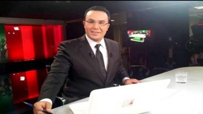 """منع الصحافي بلهايسي من الشاشة يجر انتقادات على قناة """"ميدي 1"""""""