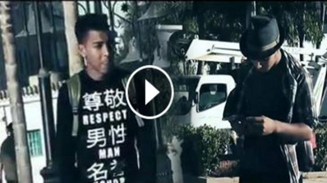 """+الفيديو : شباب بمدينة بن الطيب يقومون بإعداد فيلم قصير صامت بعنوان """" لا تتسرع """""""