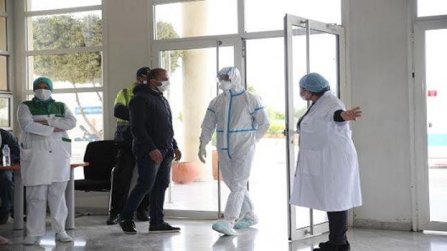 تسجيل 333 إصابة بفيروس كورونا و 64 حالة شفاء بالمغرب وهذا هو التوزيع الجغرافي حسب الجهات