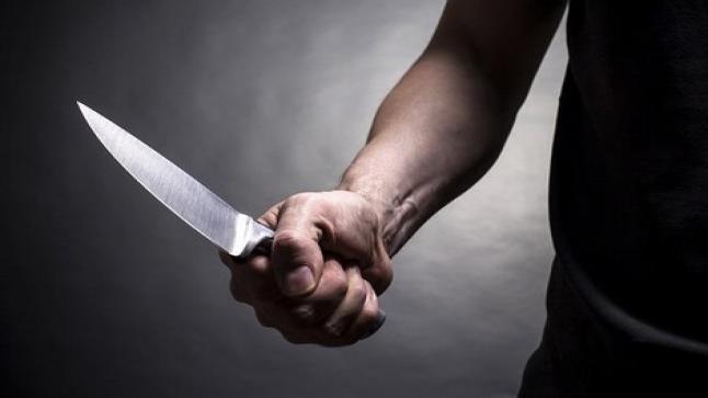 يوم العيد .. ثلاثيني يعتدي على أصهاره وزوجته بالسلاح الأبيض ويضع حدا لحياته