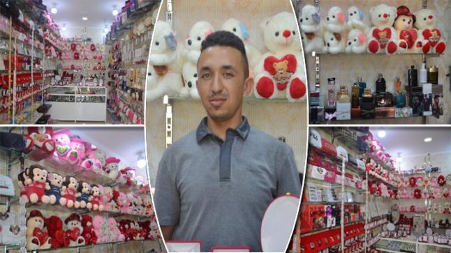 بوتيك الأناقة لبيع الاكسسوارات والهدايا بمدينة بن الطيب يرحب بكم