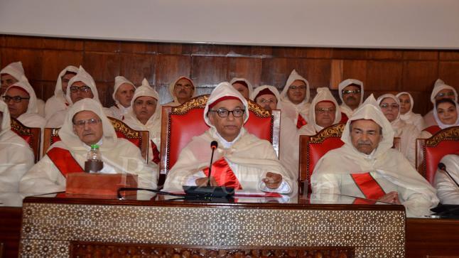 المجلس الأعلى للسلطة القضائية يؤكد حرصه على إستقلالية القضاء في الذكرى التاسعة لدستور 2011