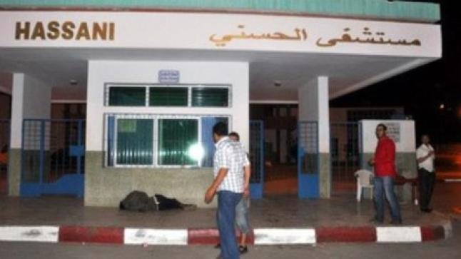 سائق سيارة إسعاف بن الطيب ينفي مضمون نبأ تخليه عن مصاب أمام المستشفى الحسني بالناظور