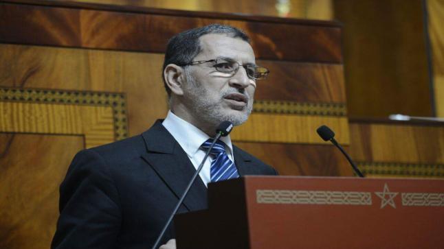"""العثماني: هناك مفاوضات مع ثلاث شركات أخرى لتوفير لقاح ضد فيروس """"كورونا"""" بمجرد وجوده في السوق الدولية"""