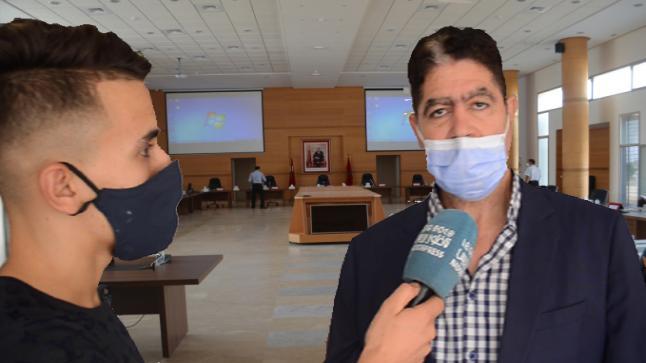 بالفيديو : الفتاحي يصف متزعم مقاطعي دورة مجلس إقليم الدريوش بالشفار ويوضح سبب المقاطعة