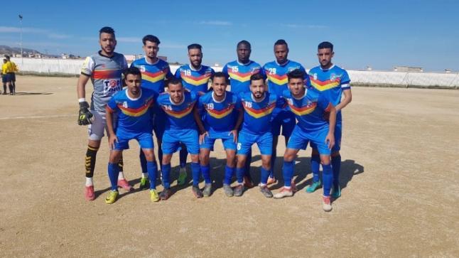 إتحاد بن الطيب يؤمن صدارة البطولة بسداسية في مرمى إتحاد آيت بوعياش