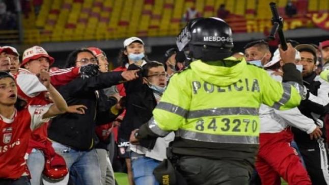 شرطة البرتغال تطلق النار لإنهاء شغب رياضي
